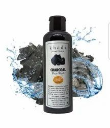 Herbal Charcoal Face Wash, Age Group: Adults, Packaging Size: 200ml