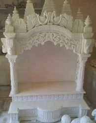 White Home Decoration Marble Temple