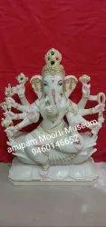 Marble Ganesh Ji Statues