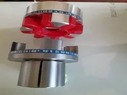 Spider Coupling Or Servo Insert Coupling