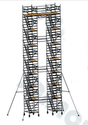 Twin Tower Scaffolding