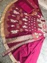 Anarkali Gown With Palazzo
