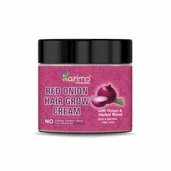 KAZIMA Red Onion Hair Growth Cream (Hair Mask / Hair SPA)