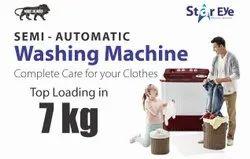 SRS20 Capacity(Kg): 7kg OEM Semi Automatic Washing Machine