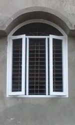 Centre Fixed Open Window