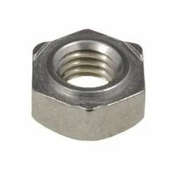 Hexagonal Drilling Stainless Steel Nut, Size: M36