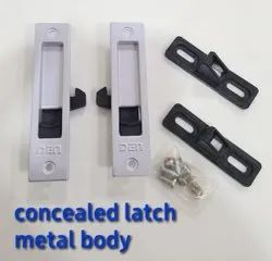 Concealed Latch