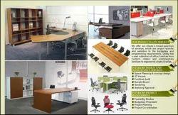 Shop Interior, Work Provided: Wood Work & Furniture