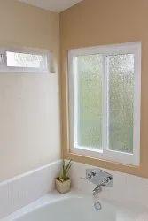 Bathroom Glass Window