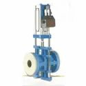 Actuated Pinch Valves