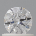 Round 0.53ct D VVS1 Natural HPHT GIA Certified Natural Diamond
