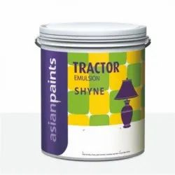 Tractor Emulsion Shyne Paint, Packaging Type: Bucket, Packaging Size: 1 Litre