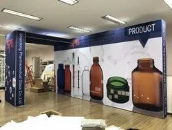 Modular Exhibition Display System