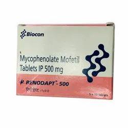 Renodapt 500 Mg Tablet