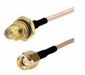Low Loss RG316 RF Coaxial Cable Antenna Extender Jumper Cable with SMA male to SMA Female Connector