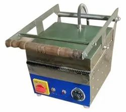 Stainless Steel Sandwich Griller, For Commercial, Model Name/Number: Sg 11