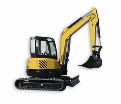 100 HP Crawler Excavator, Maximum Bucket Capacity: 0.6 cum