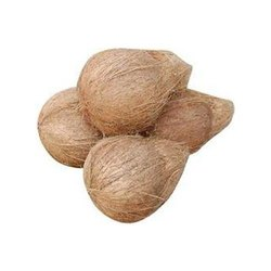 A Grade Pollachi Semi Husked Coconut, Packaging Size: 13 kg, Coconut Size: Large