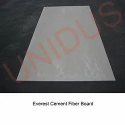 8 x 4 x 6 mm Everest Fibre Cement Boards