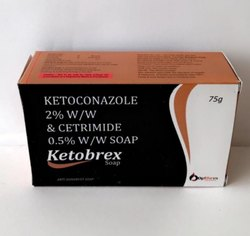 Ketoconazole 2%W/W & Cetrimide 0.5%W/W