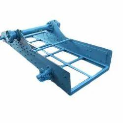 Single Deck Vibrator Screen