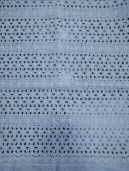 绣花棉布非洲优质干花边,出口