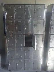 Stainless Steel Storage Locker
