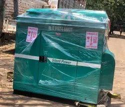 15 Kw/kva Bajajm Soundproof Version Diesel Generators
