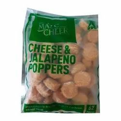 Cheese & Jalapeno Poppers