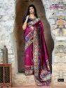 Shubhvastra Patola Vol-2 Weaving Silk Party Wear Saree Catalog