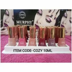 Murphy Nail Paints, Box, Packaging Size: 10 Ml