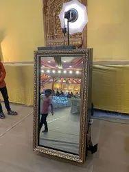 KODAK Magic Mirror photo booth