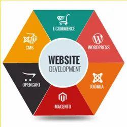 PHP/JavaScript Dynamic Website Development Services
