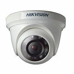 Hikvision 2MP Dome CCTV Camera (1080p)- Fibre Body, For Indoor Use