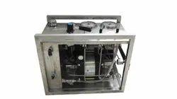 Air Driven Hydraulic High Pressure Testing Pump