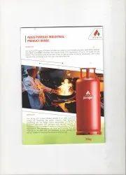 33 Kg Industrial  Lpg Gas Cylinder