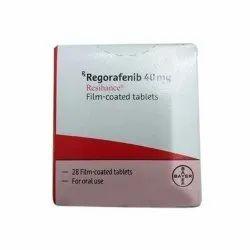 Regorafenib  40mg Tablets