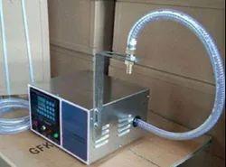 Single Head Big Flow Liquid Filling Machine
