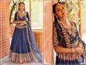 Peafowl Vol 62 Bridal Wear Satin Silk Fancy Lehenga Catalog