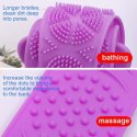 Silicone Body Bath Scrubber Belt