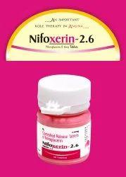Nitroglycerin 2.6mg