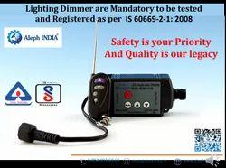 BIS Registration for LED Dimmer