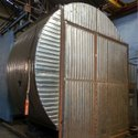 15HP Single Station Bi Axial Rotational Moulding Machine