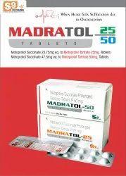 Metoprolol Tartrate 50mg ER