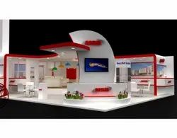 Exhibition Designing Stall Services