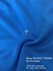 Micro Dot Knit Fabrics