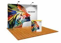 Modular Exhibition Setup Kit