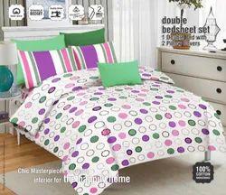 Lotus Sunshine Bed Sheet
