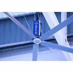 Giant Ceiling Fans