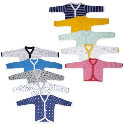 0m To 24m Cotton Baby Boys' & Baby Girls' T-Shirt
